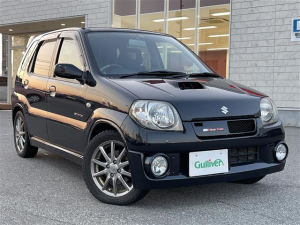スズキ Keiワークス ベースグレード 4WD 5MT ターボ