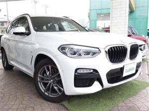 BMW X3 xDrive 20d Mスポーツ xDrive20d Mスポーツ 茶革 全席シートヒーター アダプティブクルーズ ハイラインパッケージ