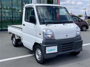 三菱 ミニキャブトラック ベースグレード スペアキー1本 5速MT 純正オーディオ AC