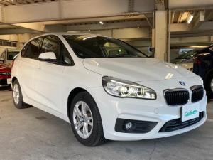 BMW 2シリーズ 218dアクティブツアラー ワンオーナー/コンフォートアクセス/純正HDDナビ/バックカメラ/パワーバックドア/ETC/社外ドライブレコーダー/社外レーダー