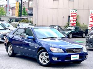 トヨタ アルテッツァ AS200 ワイズセレクション