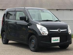 マツダ フレア XG 4WD 地デジナビ バックカメラ シートヒーター