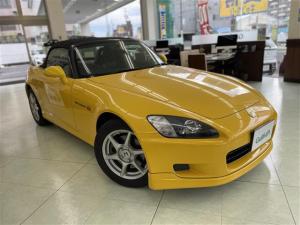 ホンダ S2000 ベースグレード ワンオーナー 2.3万K  無限マフラー レザーシート