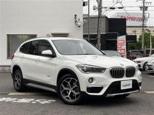 BMW X1 xDrive 18d xライン 禁煙車/ワンオーナー/ディーラー整備記録簿完備/H30/H31/R1/R2/コンフォート.ハイラインパッケージ/インテリジェントセーフティ/純正HDDナビ/バックカメラ/ハンズフリーパワーバックドア