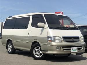 トヨタ ハイエースワゴン リビングサルーン EX