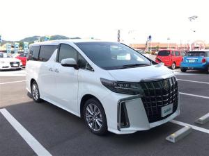 トヨタ アルファード S タイプゴールド