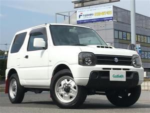 スズキ ジムニー XG 4WD 5速マニュアル 社外LEDライト ETC ワンオーナー