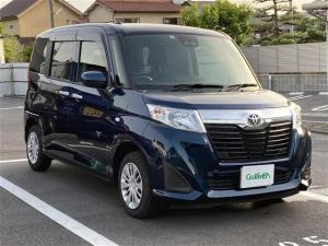 トヨタ ルーミー X S