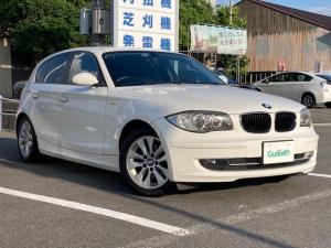 BMW 1シリーズ 116i 純正CDオーディオ ETC プッシュスタート 純正16インチAW 電格ミラー フロアマット スタッドレスタイヤ積載