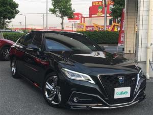 トヨタ クラウンハイブリッド RS