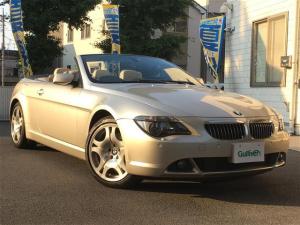 BMW 6シリーズ 645Ciカブリオレ