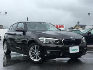 BMW 1シリーズ 118i 純正HDDナビ LEDヘッドライト バックカメラ ミラー一体型ETC 純正16インチアルミ フォグランプ