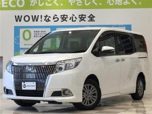トヨタ エスクァイア Gi 衝突軽減 9型ナビ 後席モニタ 両側電動 ETC