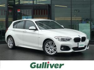BMW 1シリーズ 118i F20 純正ナビ/バックカメラ/Bluetooth/DVD再生可/前後ドラレコ付き/社外レーダー/レーンディパーチャーアラート/クルーズコントロール/純正アルミホイール