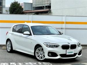 BMW 1シリーズ 118d Mスポーツ 禁煙車/ディーラー整備記録簿(H30-R3)/純正HDDナビ/前後ドラレコ/レーダー/Bカメラ/ETC/純正17AW/インテリジェントセーフティ/パーキングアシスト/コーナセンサー/クルコン