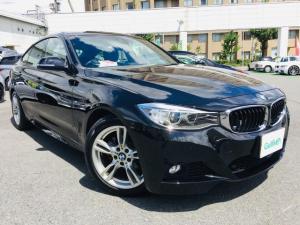 BMW 3シリーズ 320iグランツーリスモ Mスポーツ ナビフルセグTV バックカメラ パワーバックドア レーンディパーチャー クルコン スマートキー2個 ETC 18インチAW パワーシート HID オートライト ターボ パドルシフト 保証書取説