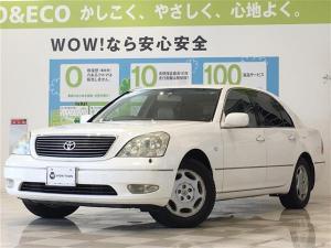 トヨタ セルシオ C仕様 メーカーナビ クールーズコントロール ETC 前席パワーシート シートヒーター/エアーシート