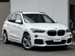 BMW X1 xDrive 18d Mスポーツ ワンオーナー/純正ナビ/バックカメラ