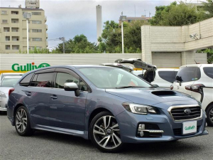 スバル レヴォーグ 1.6GT-Sアイサイト 4WD/SDナビ/アイサイト/Pシート/シートヒーター/革シート