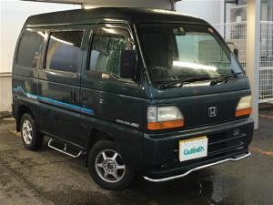 ホンダ ストリート Gラクーン パートタイム4WD 5速マニュアル 社外アルミ エアコン パワステ