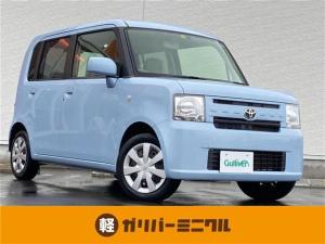 トヨタ ピクシススペース L 4WD/社外メモリーナビ/CD/AM/FM/ライトレベライザー/アイドリングストップ/純正フロアマット/リモコンキー