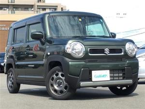スズキ ハスラー ハイブリッドG 社外ナビ Bluetooth シートヒーター