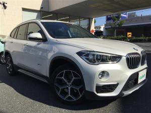 BMW X1 xDrive 18d ワンオーナ/PWバックドア/バックカメラ