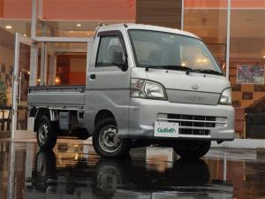 ダイハツ ハイゼットトラック ベースグレード 4WD/MT車/純正オーディオ/スタッドレスタイヤ積み込み有り