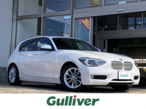 BMW 1シリーズ 116i スタイル 純正ナビ フルセグTV バックカメラ Bluetooth DVD ETC オートライト HIDライト LIM スマートキー プッシュスタート