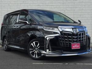 トヨタ アルファード 2.5S Cパッケージ モデリスタ・サンルーフ・衝突軽減・黒革