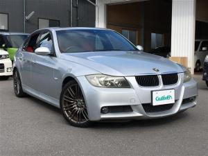 BMW 3シリーズ 320i Mスポーツパッケージ 純正オーディオ 純正ETC プッシュスタート
