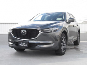 マツダ CX-5 25T L Package 6ATフロアMTモード付AT