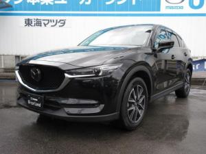 マツダ CX-5 XD L-pkg(白革) AWD サンルーフ ナビ ETC