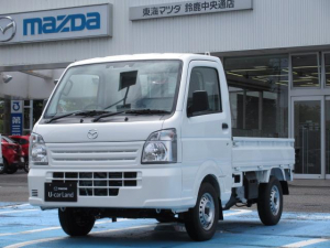 マツダ スクラムトラック 660 KCエアコン・パワステ