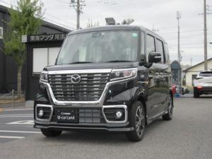 マツダ フレアワゴンカスタムスタイル カスタムスタイルHV XS デモカーUP