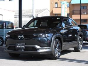 マツダ MX-30 ベースグレード 衝突被害軽減システム アダプティブクルーズコントロール オートマチックハイビーム 電動シート シートヒーター バックカメラ オートライト LEDヘッドランプ Bluetooth 電動リアゲート
