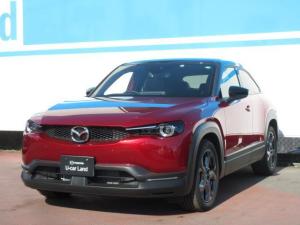マツダ MX-30 ベースグレード 衝突被害軽減システム アダプティブクルーズコントロール 全周囲カメラ オートマチックハイビーム 4WD 電動シート シートヒーター バックカメラ オートライト LEDヘッドランプ Bluetooth