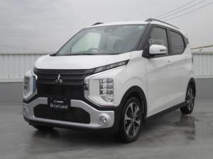 三菱 eKクロス G 衝突被害軽減システム オートマチックハイビーム シートヒーター オートライト LEDヘッドランプ Bluetooth ワンオーナー