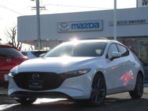 マツダ MAZDA3ファストバック 15Sツーリング 衝突被害軽減システム アダプティブクルーズコントロール 全周囲カメラ オートマチックハイビーム バックカメラ オートライト LEDヘッドランプ Bluetooth