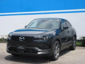 マツダ MX-30 ベースグレード 衝突被害軽減システム アダプティブクルーズコントロール 全周囲カメラ オートマチックハイビーム 電動シート シートヒーター オートライト LEDヘッドランプ Bluetooth 展示・試乗車