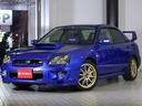 スバル/インプレッサ WRX STI テイン車高調 STIマフラー・4連メーター