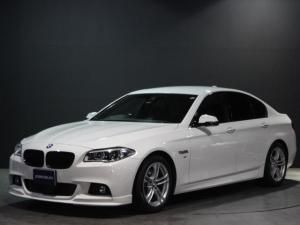 BMW 5シリーズ 523d Mスポーツ 後期モデル Bモニター ETC ユーザー買取直販車