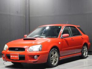 スバル インプレッサスポーツワゴン WRX パナソニックポータブルナビ ケンウッドCD/MDデッキ HID ETC フォグランプ ステアリングシフト 純正17アルミホイール キーレス