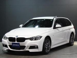 BMW 3シリーズ 320d ツーリングセレブレーションスタイルエッジ 200台限定車 1オーナー PWバックドア 専用18AW キドニーグリル インテリジェントセーフティ アダプティブクルコン 黒革シート パワーシート シートヒーター 純正ナビ Bモニター フルセグTV