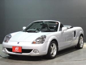 トヨタ MR-S Sエディション 後期モデル ヘッドライト幌新品交換済み オーリンズ車高調 純正16AW パナソニックナビ 地デジ ETC フォグ シーケンシャル6速AT HID
