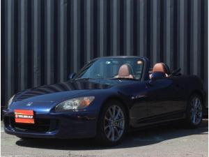 ホンダ S2000 ベースグレード 純正17インチアルミホイール 純正マフラー 純正オーディオ 電動オープン レザーシート ETC HID キーレス フルノーマル
