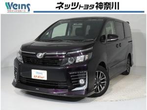 トヨタ ヴォクシー ZS 電動スライド バックモニター ETC モデリスタエアロ