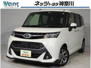 トヨタ タンク カスタムG-T サポカーSワイド スマートキー メモリーナビ