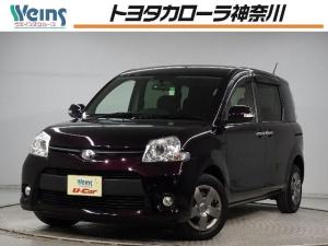 トヨタ シエンタ DICE-G 電動スライドドア HIDライト 1オーナー