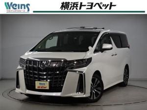トヨタ アルファード 2.5S Cパッケージ スマートキー メモリーナビ